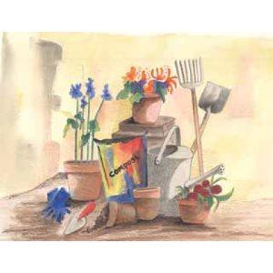 Academy Watercolour: landscapes project