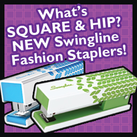 The NEW Fashion Stapler!