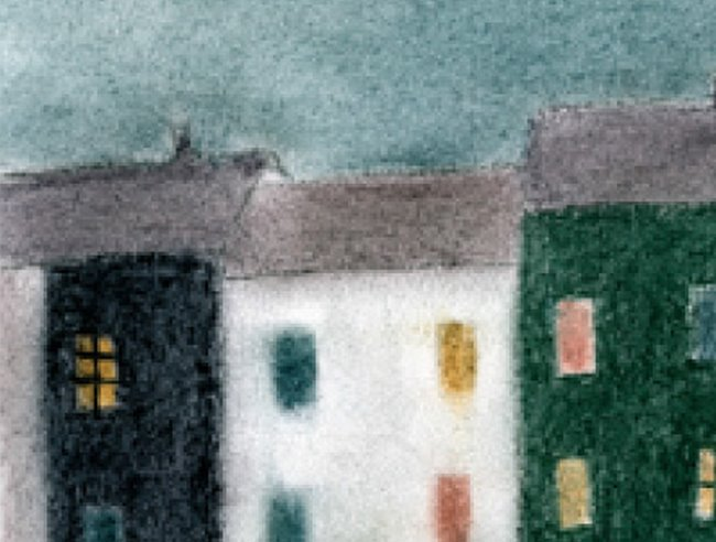 Tinted Charcoal: buildings project