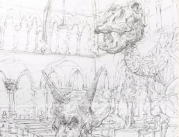 Dinosaurs by Jake Spicer