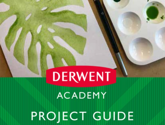 Derwent Academy Watercolour Paint Project Guide