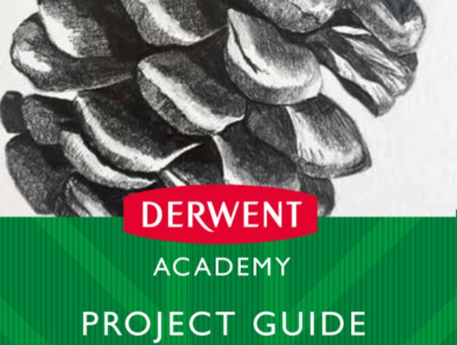 Derwent Academy Sketching Project Guide - Single Sheet