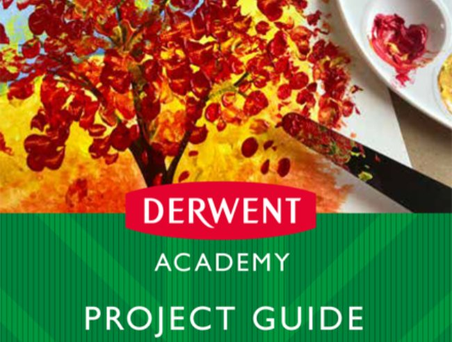 Derwent Academy Acrylic Project Guide - Single Page