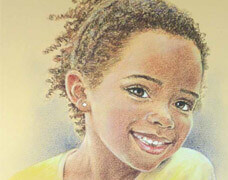 Pastel Pencils Portrait Collection Drawing Guide