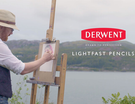 Derwent Lightfast Video