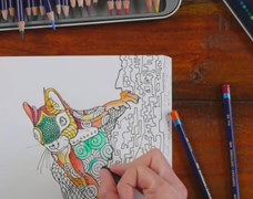 Colouring Books: relax and create