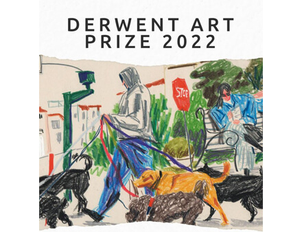The 2022 Derwent Global Art Prize is open for entries