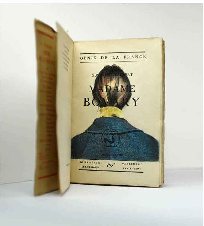 France Bizot for Madame Bovary
