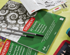 Our Derwent Academy™ range has been created for aspiring artists wishing to develop and improve their skills. With pencils, markers, paints and pastels, there is something for everyone to use to dive into the world of art and give it a go.