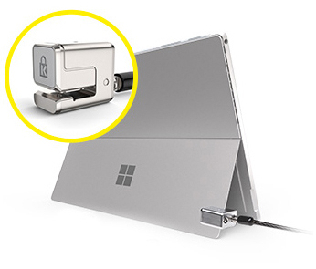 Keyed Cable Lock for Surface Pro